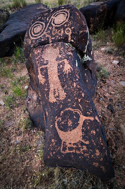 Long Boulder Petroglyphs
