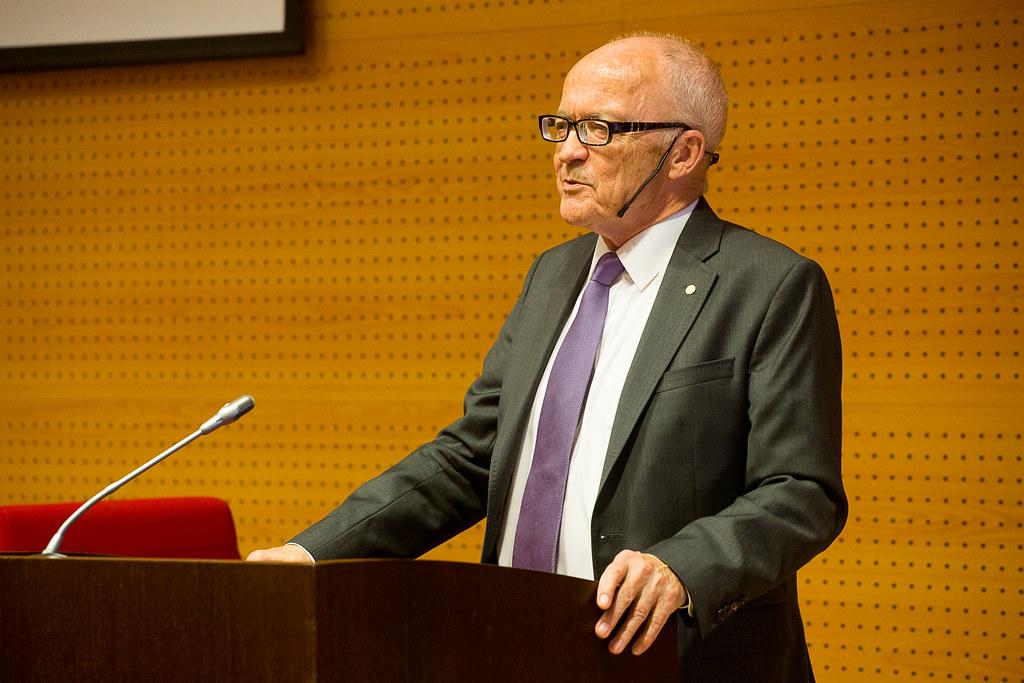 Conferencia de Finn E. Kydland
