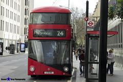 Wrightbus NRM NBFL - LTZ 1112 - LT112 - Pimlico 24 - Metroline - London 2017 - Steven Gray - IMG_8261