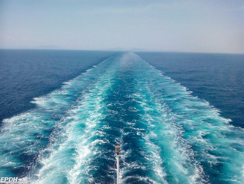 Crucero por el egeo