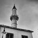 Moschee in der Sonne