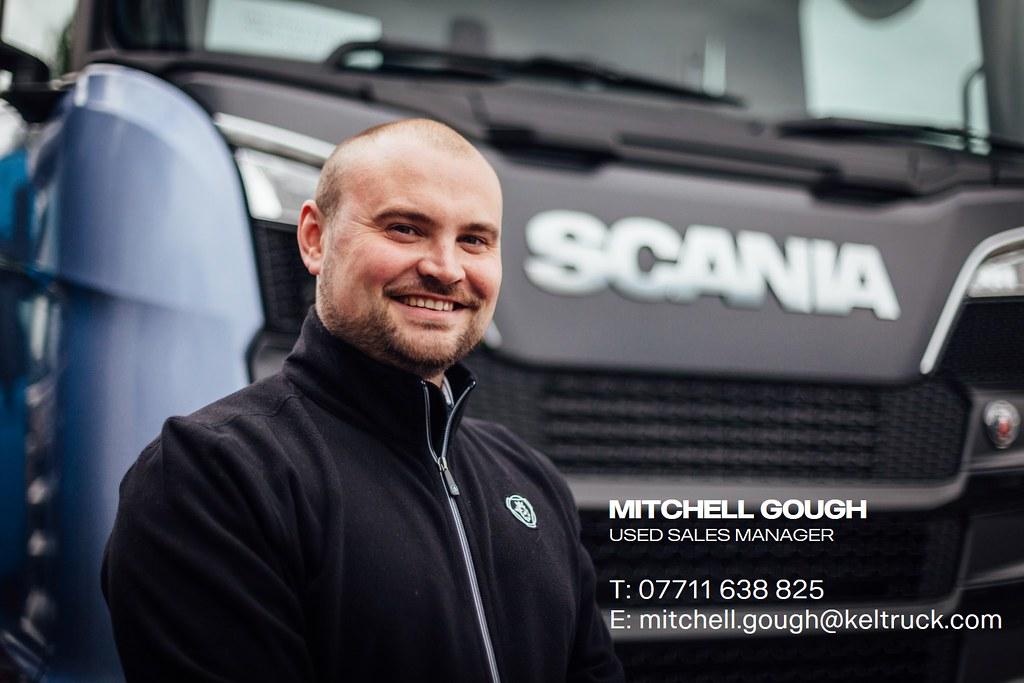 Mitch Gough