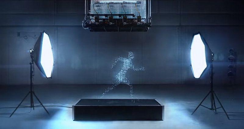 Gatorade crée un homme d'eau animé sans utiliser de CGI