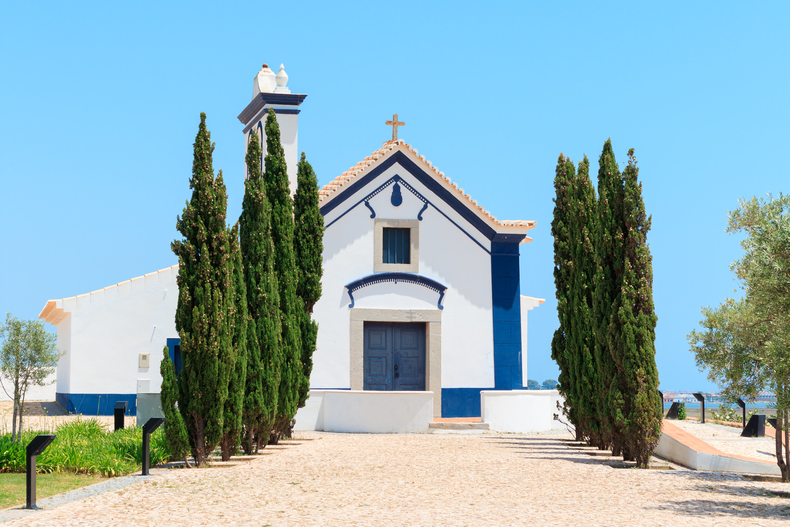 Chapel at Castro Marim, Portugal