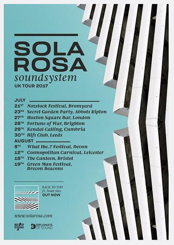 UK Tour Poster 2017