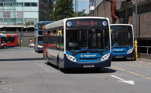 Stagecoach South 36023 GX07HUJ