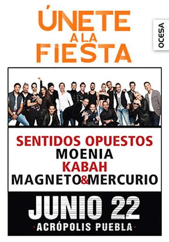 IMG_0021 [Espectáculos] 22 de Junio | Gira musical ¡Únete a la Fiesta! Acrópolis Puebla | Fotografías Mara González @MaraGlez_BTR #PueblaExpres para Mv Fotografía Profesional / Edición y retoque www.pueblaexpres.com