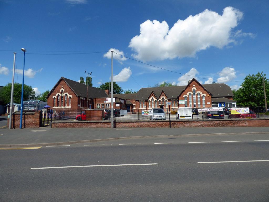 Cradley Heath Community Centre - Reddal Hill Road, Cradley ...