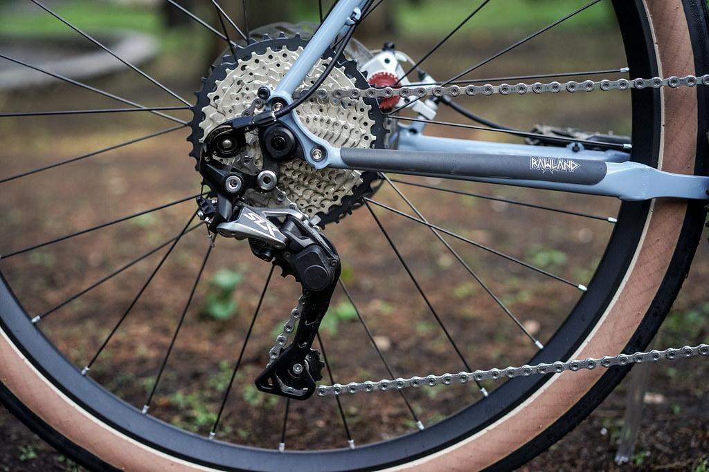 *RAWLAND* ravn complete bike