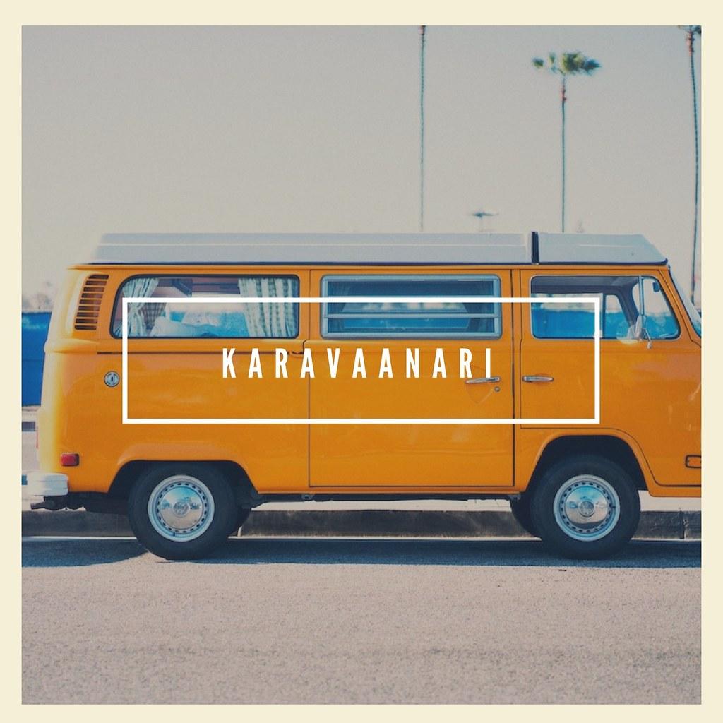 karavaanarin matkailuauto
