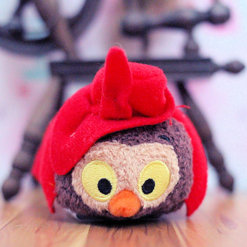 Sleeping Beauty Tsum Tsum - Owl