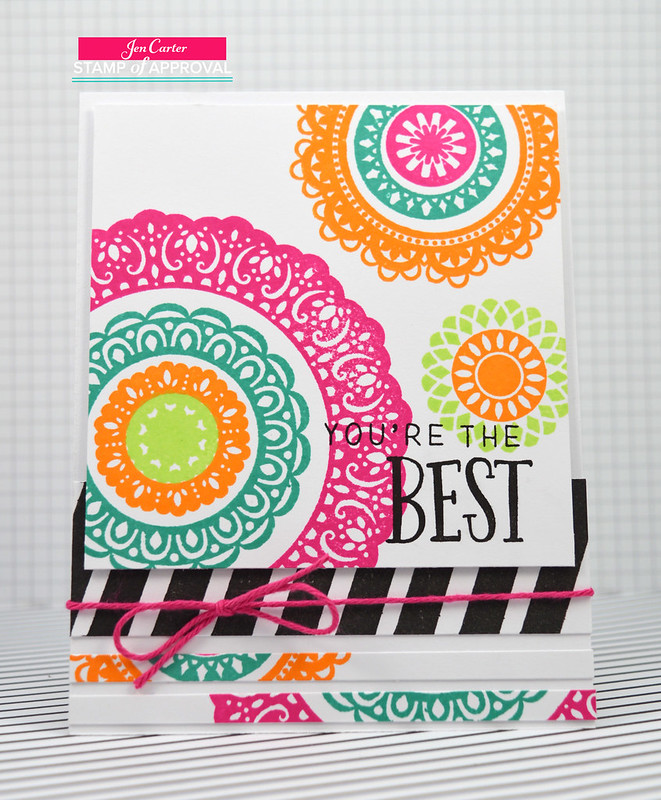 Jen Carter Medallion Mix-up Best Front wm
