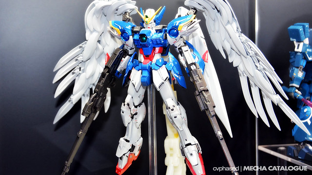 "Tamashii Nations World Tour ""Osaka"" - GFF MC Wing Gundam Zero EW"