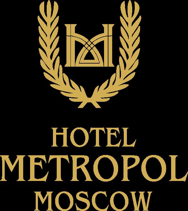 Логотип гостиницы Метрополь