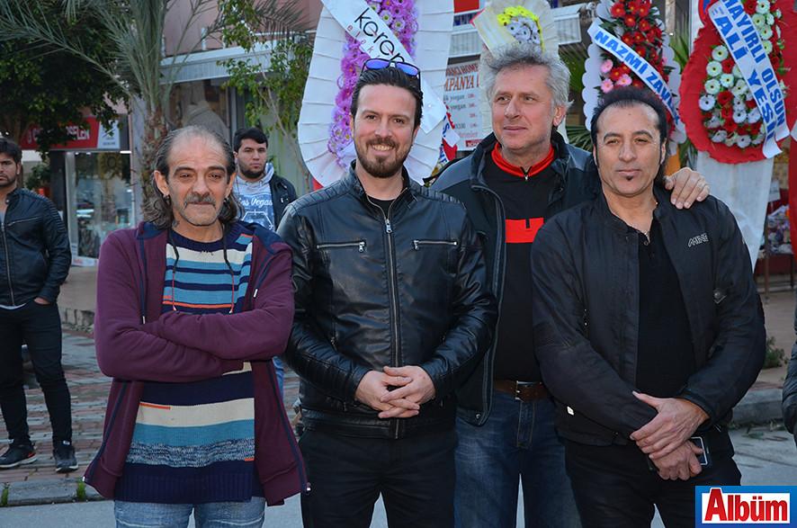 Muhittin Çelik, Yasin Kınay, Arif Razgatlıoğlu, Köksal Ergün