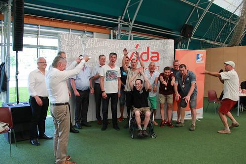 Das war das Behindertensportfest 2017