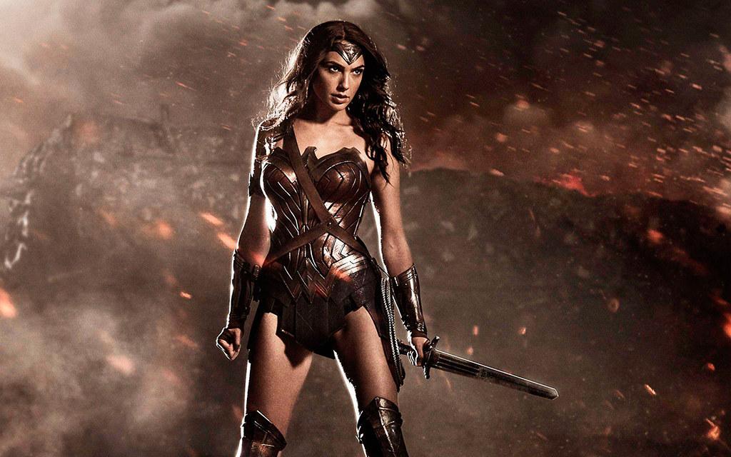 《神力女超人》票房襲捲全球。(電影劇照)