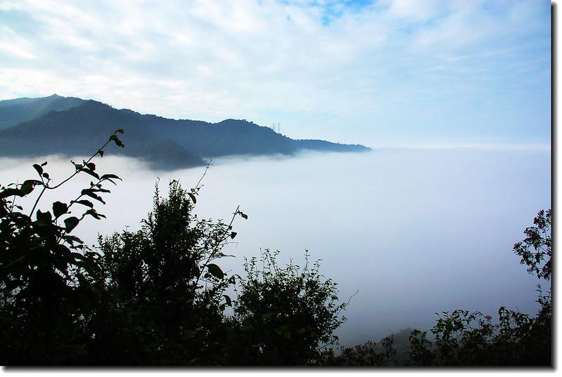 棚集雲海 3