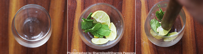 How to make Mango mojito recipe - Step4