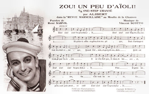 Henri Alibert,  Zou! Un peu dáïoli!