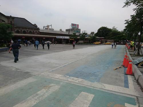原台中BRT A01站(臺中火車站)