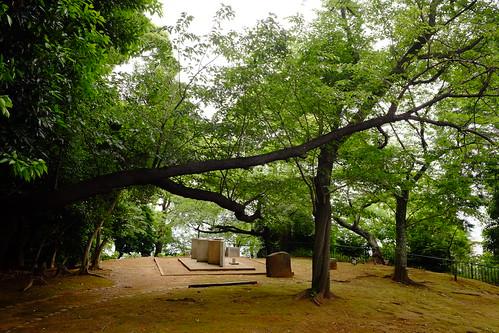 木下杢太郎 文学碑 Ito park 伊東公園 19