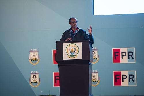 RPF Congress | Kigali, 17 June 2017