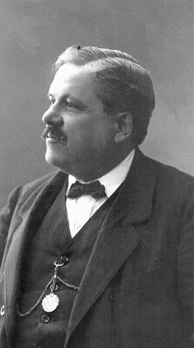 Retrato de Rafael Garzón Rodríguez