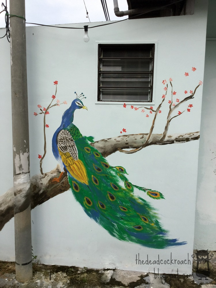 Wall murals kelapa sawit johor malaysia the dead for Mural 1 malaysia