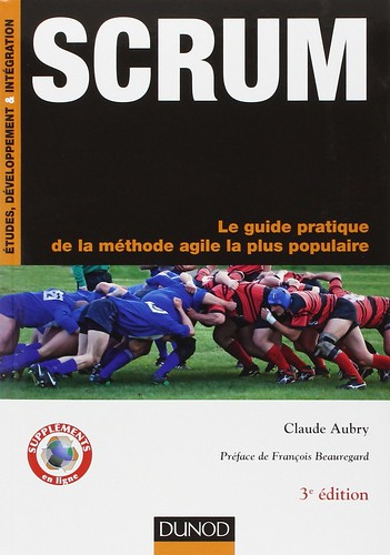 Scrum par Claude Aubry