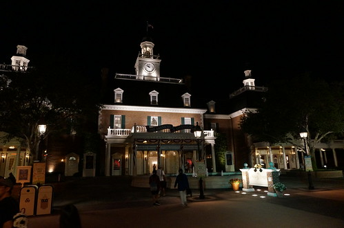 The American Pavilion in Epcot's World Showcase | by Disney, Indiana