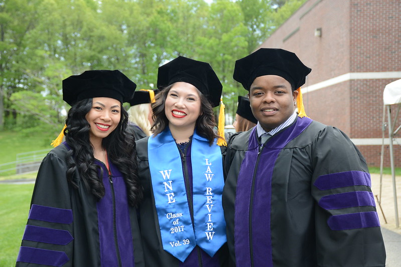 Western New England University School of Law - Commencement 2017 - May 21, 2017