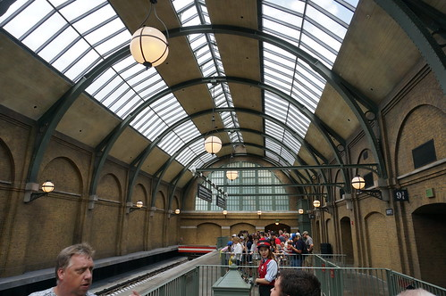 Universal Studios, Florida: Diagon Alley Train Station | by Disney, Indiana