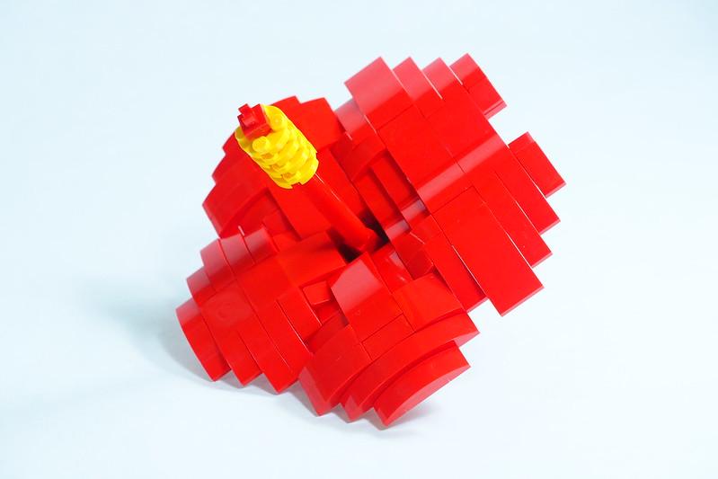 Malaysia LEGO Cultural Mini-Build Bunga Raya