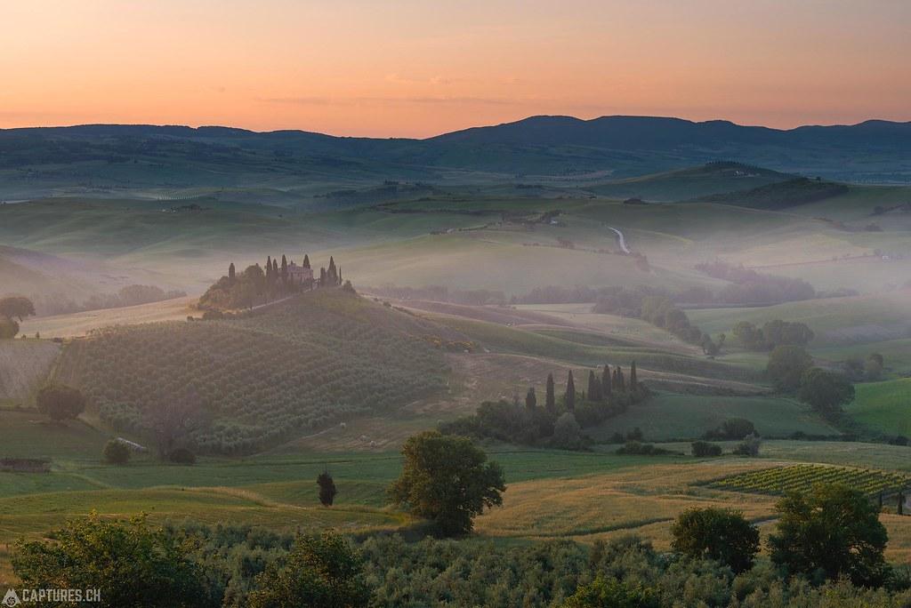 Sunrise - Podere Belvedere