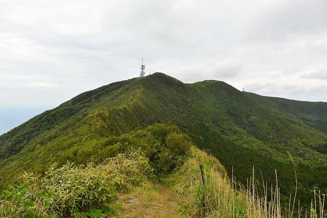 八丈島・三原山
