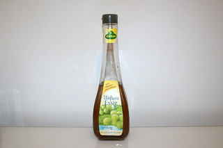 06 - Zutat Weißweinessig / Ingredient white wine vinegar