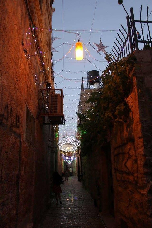 القدس العتيقة رمضان  (2)