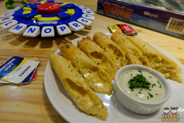 oversized cheesesticks