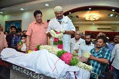Dasari Narayana rao Condolence Stills