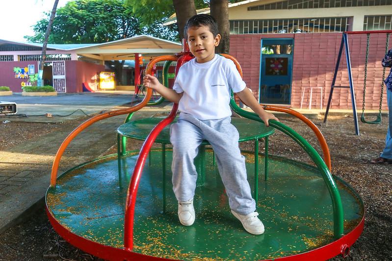 Inauguración Año Lectivo Educación Inicial en Guayaquil