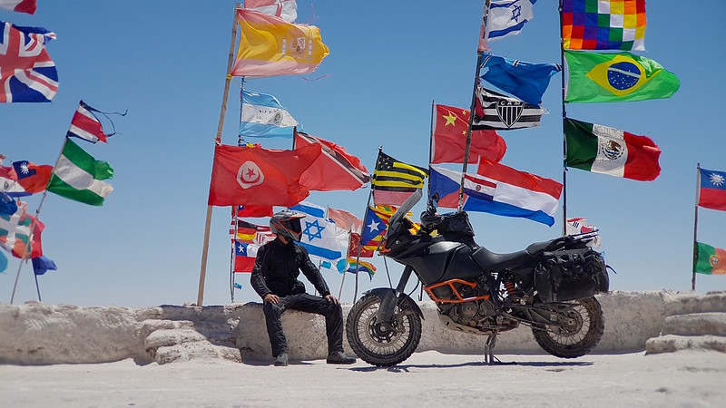 Giro del Mondo in Moto
