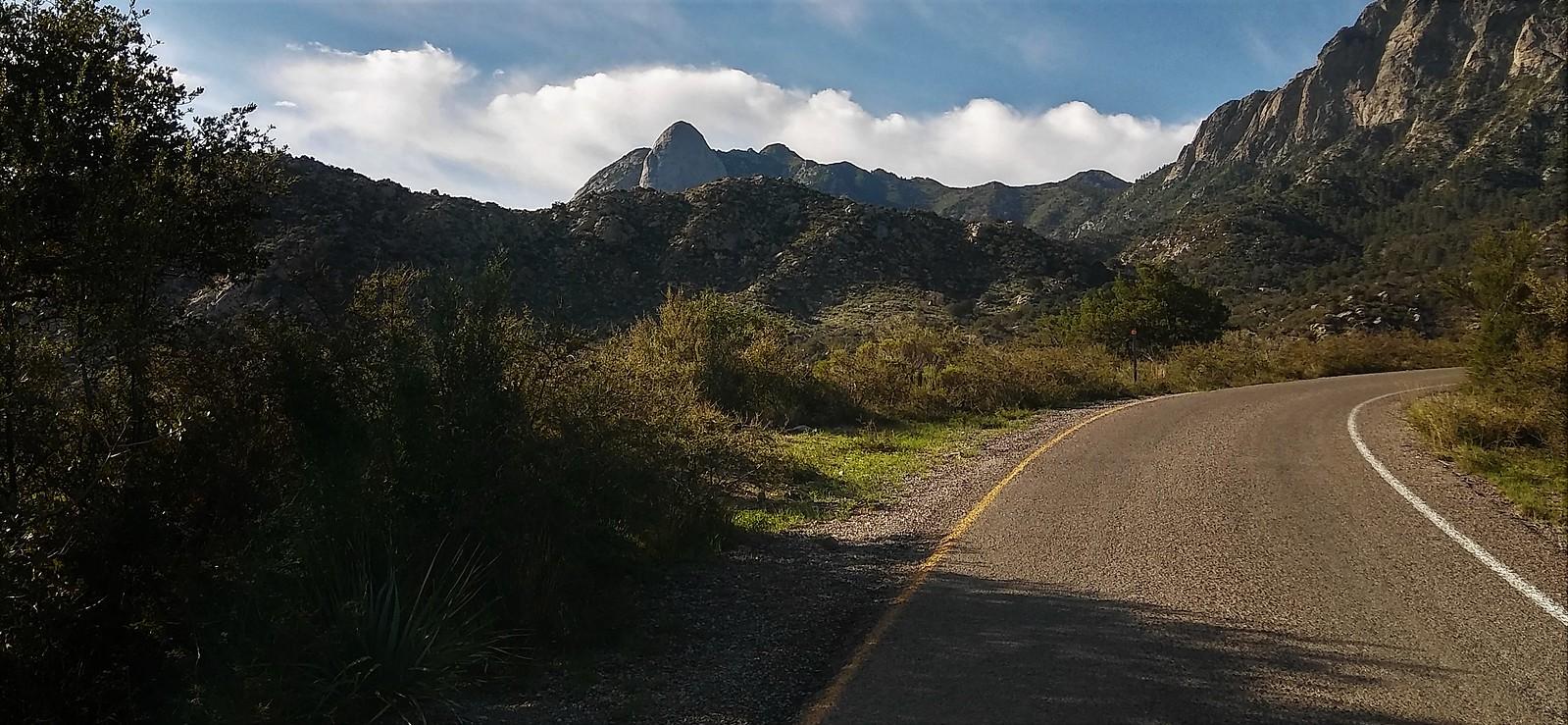 Aguirre Springs, Organ Mountains, NM