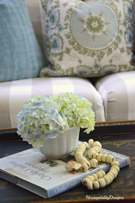 Hydrangeas-Sunroom-Housepitality Designs