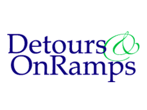 Detours & OnRamps_Logo01_300w_mounted