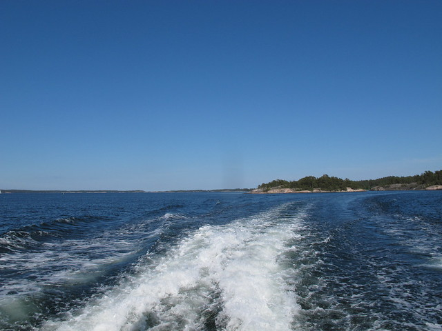 saturday, mary's hen party, stockholm, utö, stockholm archipelago
