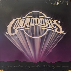 COMMODORES:MIDNIGHT MAGIC(JACKET A)