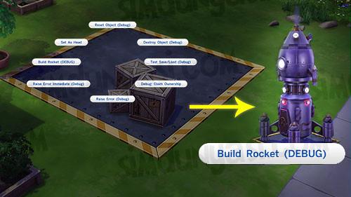 Build Rocket
