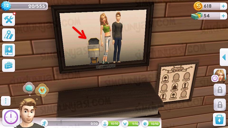 The Sims Mobile Evlenmek Bebek Yapmak Çocuk Sahibi Olmak Soy Ağacı