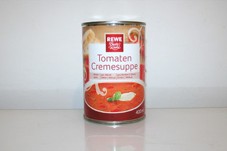 02 - Zutat Tomatencremesuppe / Ingredient tomato cream soup